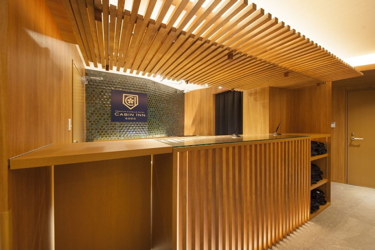 Cabin Inn Himeji Ekimae, Himeji