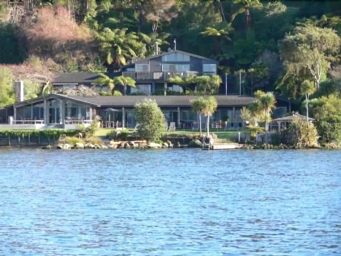 Koura Lodge, Rotorua