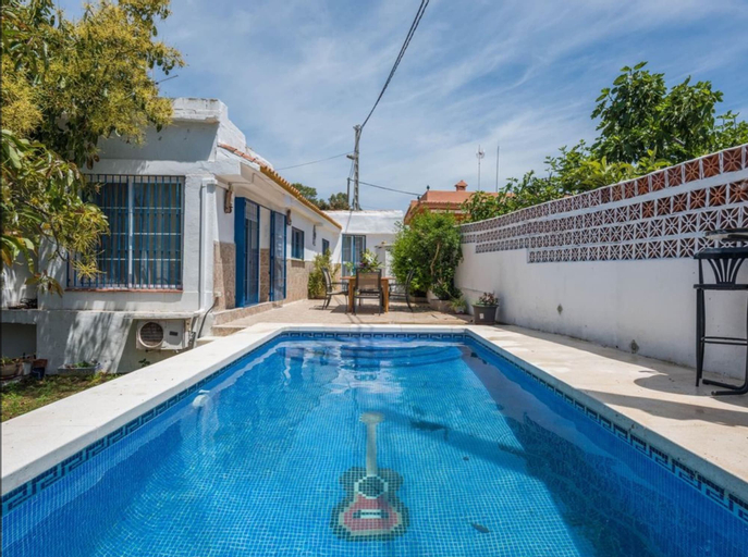 House With 4 Bedrooms in Marbella, With Wonderful sea View, Private Po, Málaga