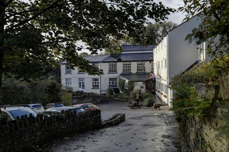 Best Western Bury Ramsbottom Old Mill Hotel, Bury