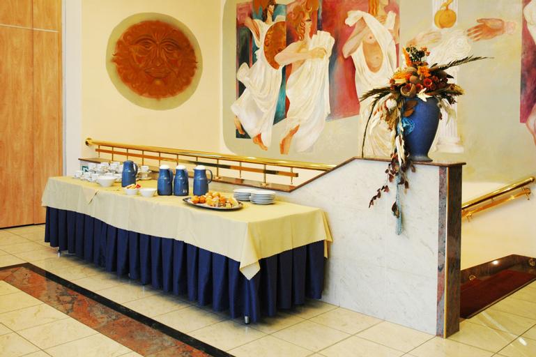 Hotel Olympik, Praha 7