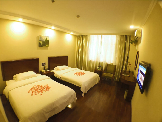 GreenTree Inn Nantong Haian Kaifa District Express Hotel, Nantong