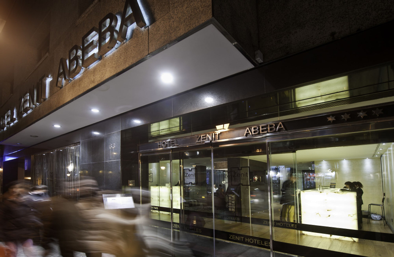 Hotel Zenit Abeba, Madrid