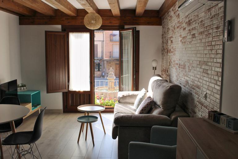 Apartamentos La Alborada Medieval, Segovia