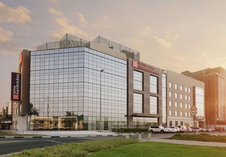 Hilton Garden Inn Dubai Al Mina,