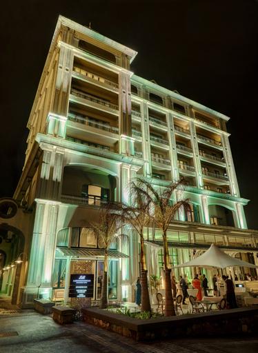 Labourdonnais Waterfront Hotel,