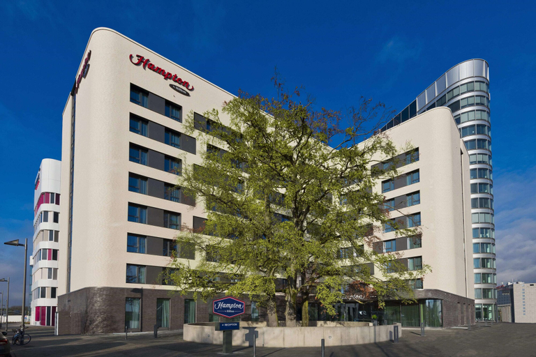 Hampton by Hilton Frankfurt Airport, Frankfurt am Main