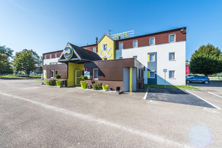 B&B Hotel STRASBOURG Sud Ostwald, Bas-Rhin