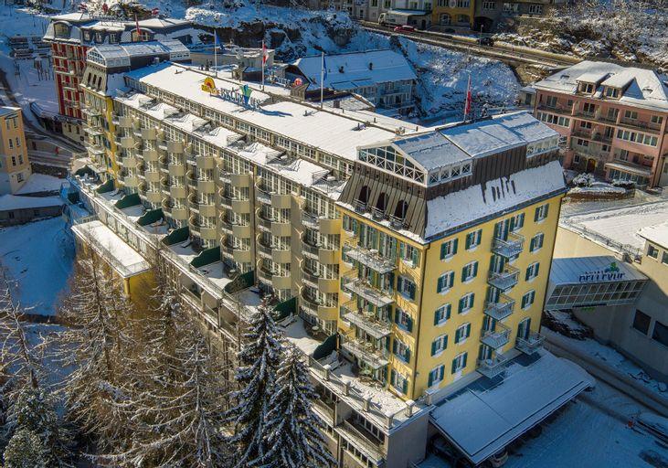 MONDI Hotel Bellevue Gastein, Sankt Johann im Pongau
