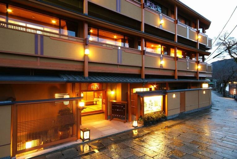Kyoto Arashiyama Onsen Ryokan Hanaikada, Kyoto
