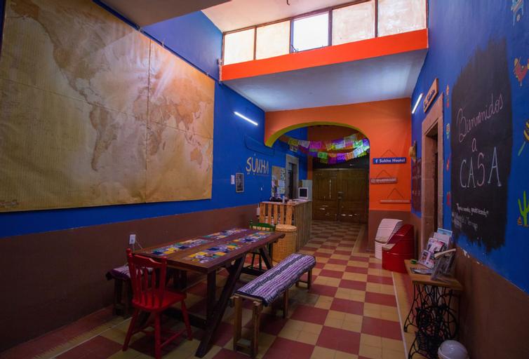 Sukha Hostel, San Luis Potosí