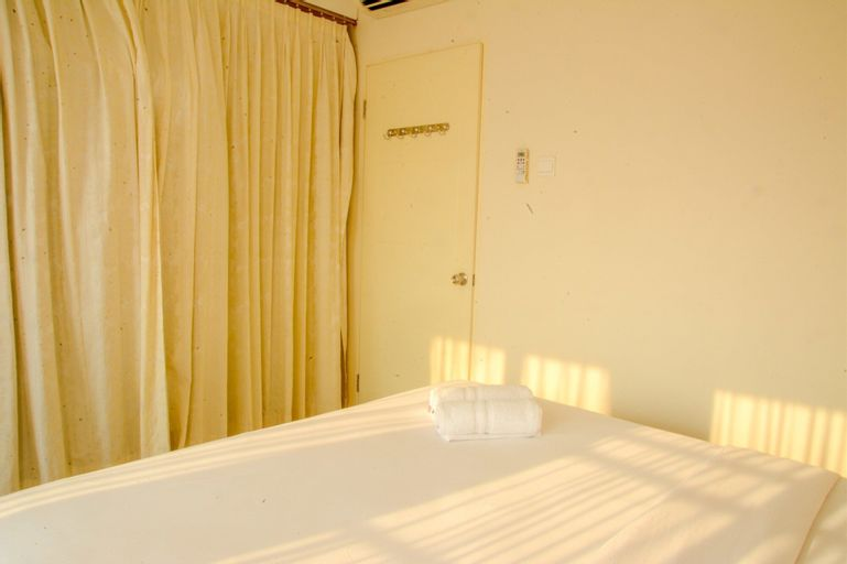 1 Vintage Bedroom at Cosmo Terrace Apartment by Travelio, Jakarta Pusat