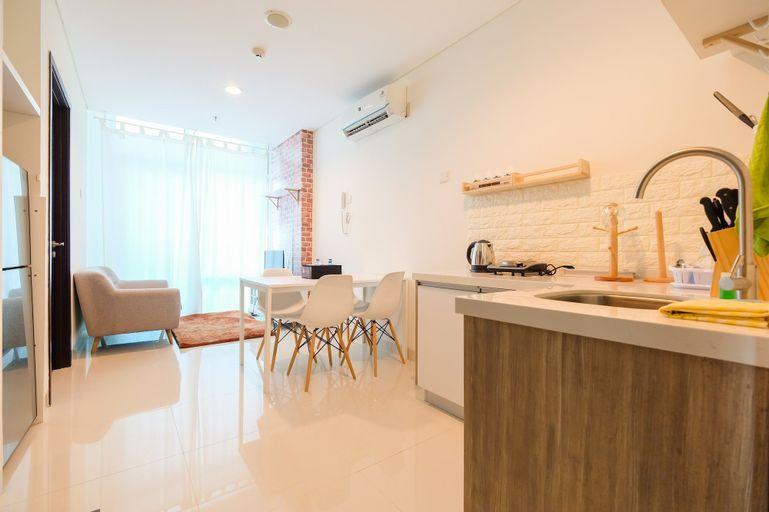 Spacious Brooklyn Apartment near Alam Sutera, Tangerang Selatan
