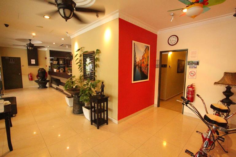 Hotel Station 18, Kinta