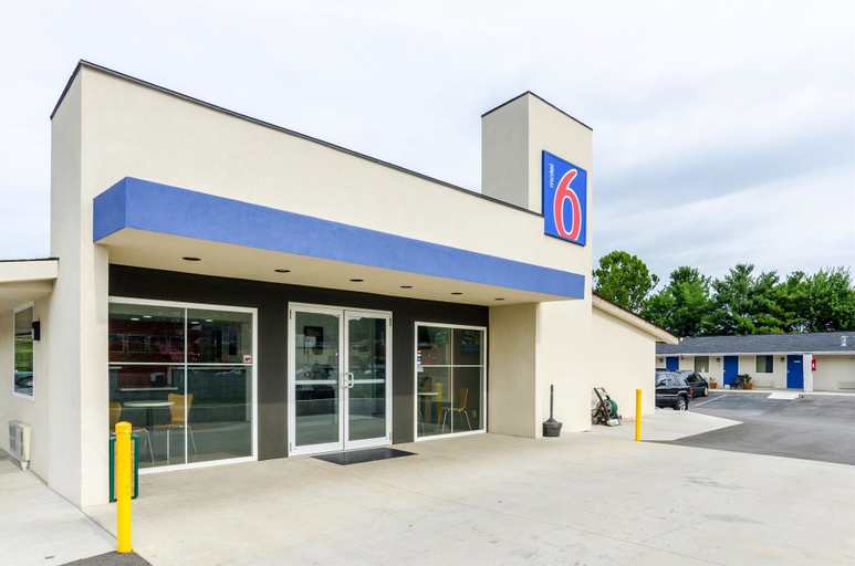 Motel 6 Troutville VA, Botetourt