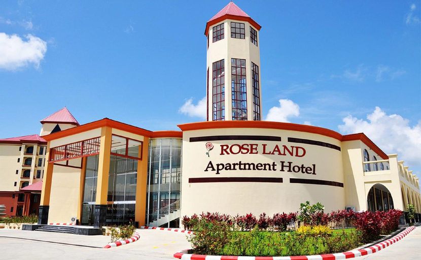 Rose Land Apartment Hotel, Naypyitaw