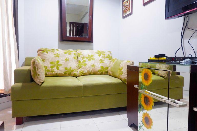 Elegant and Comfy Studio Apartment Tamansari Sudirman By Travelio, South Jakarta