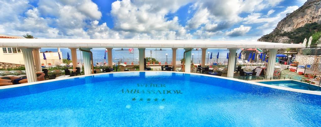 Hotel Weber Ambassador, Napoli