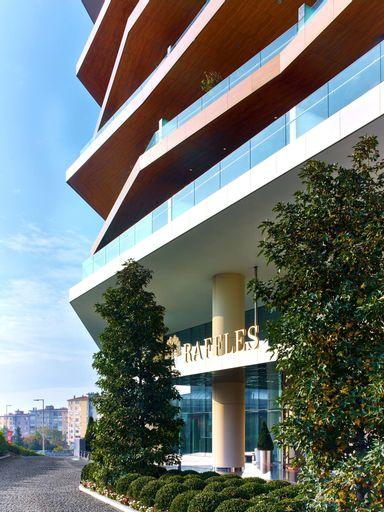 Raffles Istanbul Hotel, Beşiktaş