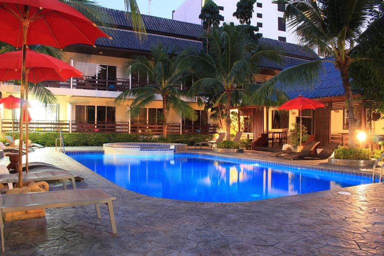 The Beach Garden Resort, Pattaya
