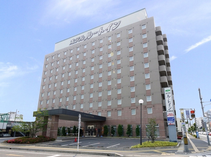 Hotel Route-Inn Nakatsu-Ekimae, Nakatsu