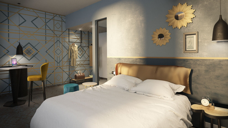 Postboutique Hotel, Wuppertal
