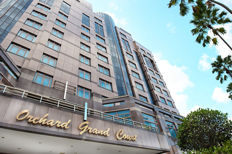 Orchard Grand Court, Orchard