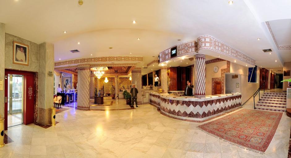 Menzeh zalagh 2 boutique hotel & sky, Fès