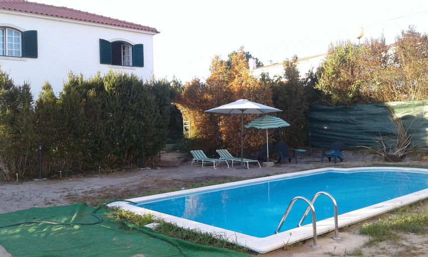 Villa With 5 Bedrooms in Castelo, With Private Pool, Furnished Balcony, Sesimbra