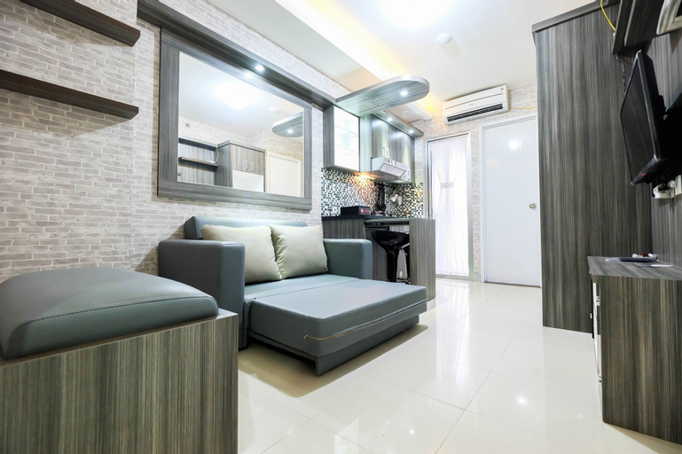 Modern Room Bassura City Apartment, East Jakarta