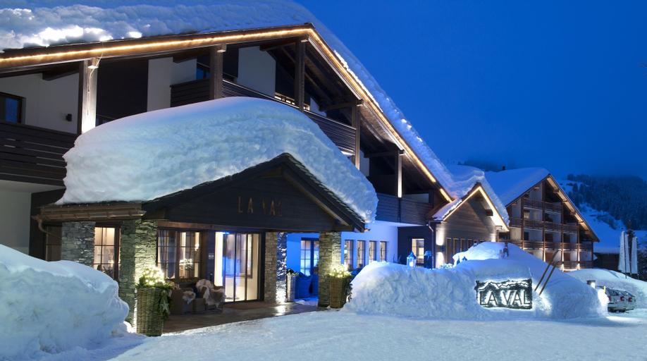 Bergspa Hotel LA VAL, Surselva