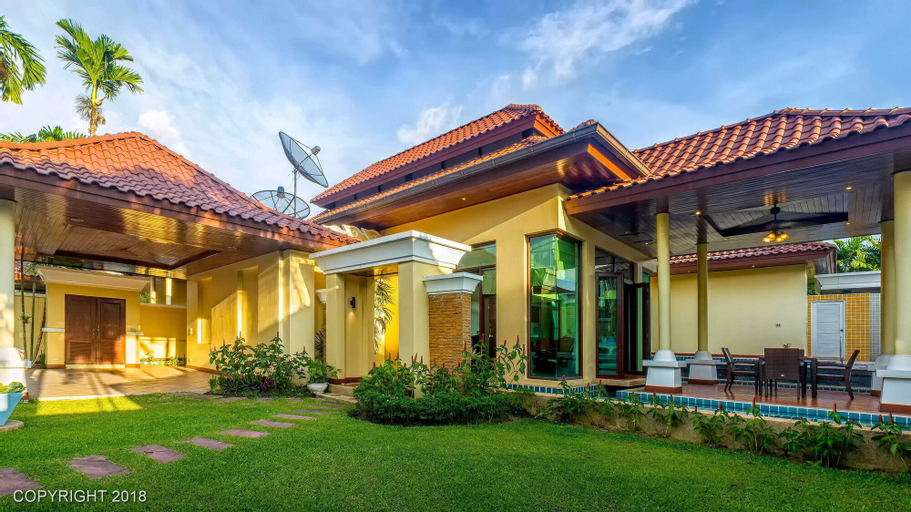 Les Palmares Villas, Pulau Phuket