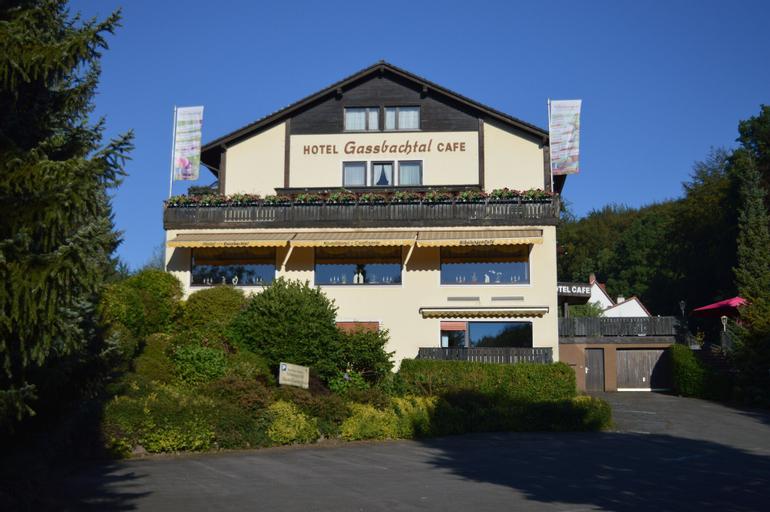 Hotel Gassbachtal & Nibelungen Café, Bergstraße
