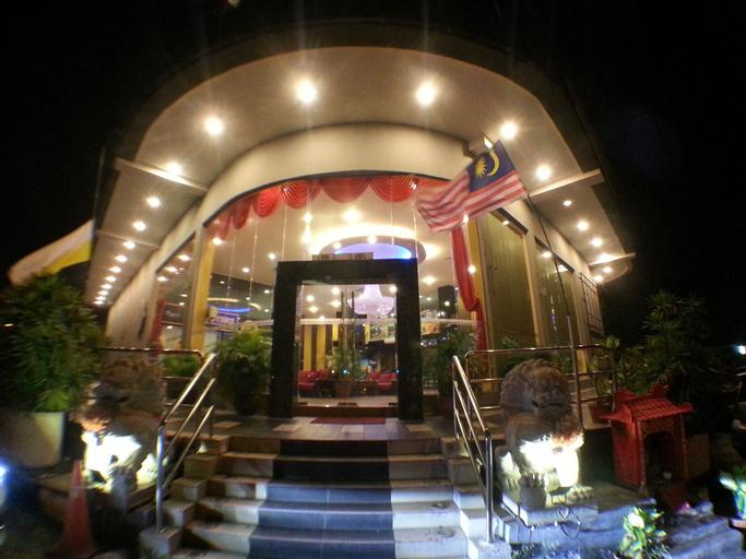 Paragon City Hotel, Kinta