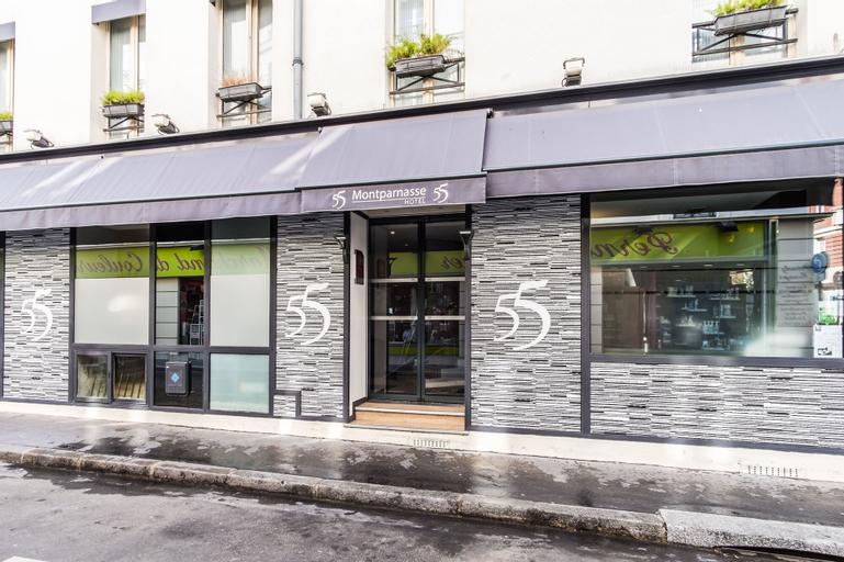 55 Montparnasse Hotel, Paris