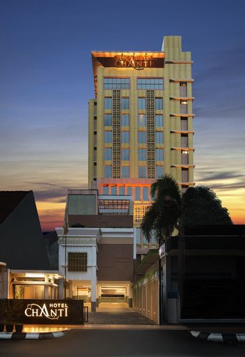 Hotel CHANTI Managed by TENTREM Hotel Management, Semarang