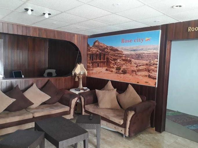 Rose City Hotel, Wadi Musa