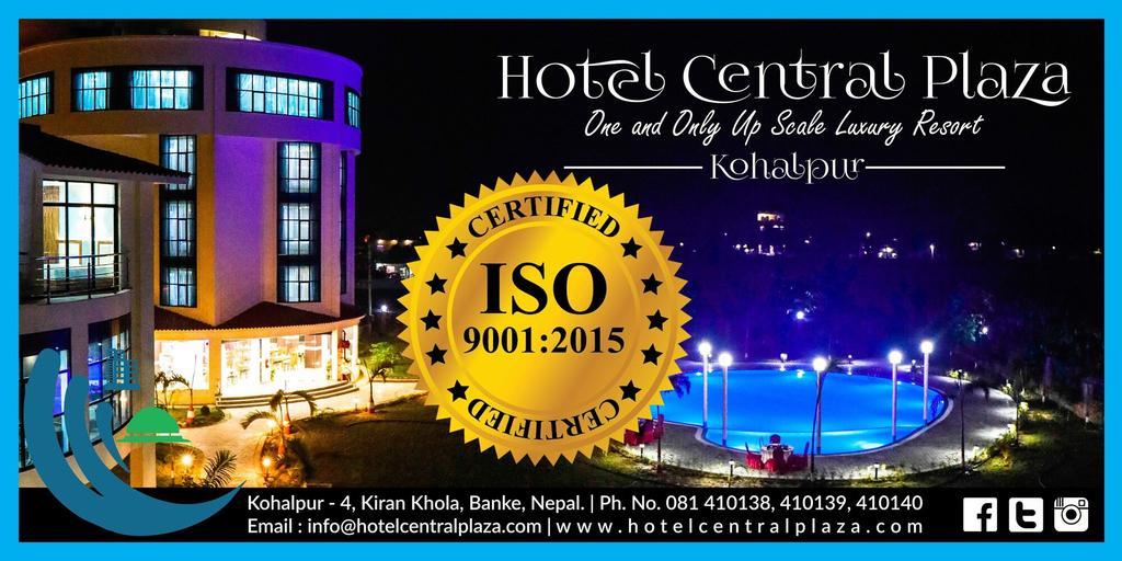 Hotel Central Plaza, Bheri