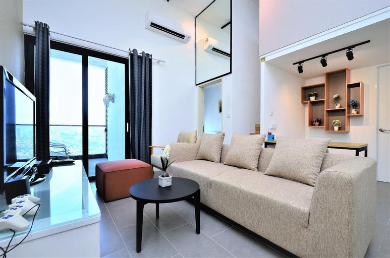 Luxury 3 Rooms Duplex KL SENTRAL, Kuala Lumpur