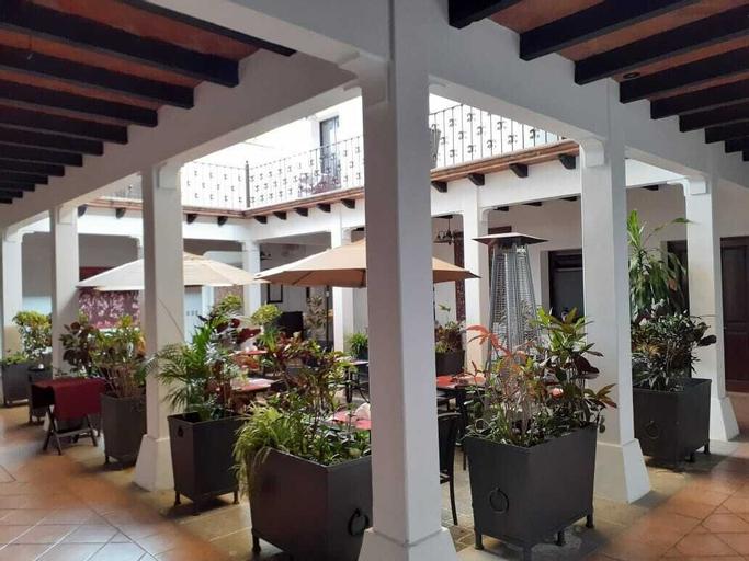 HOTEL CASA LAS MERCEDES, Del Centro
