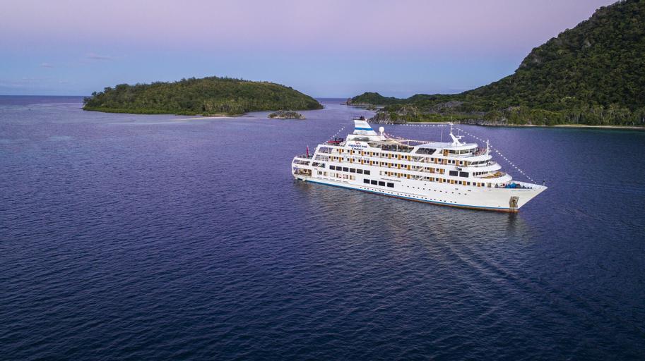 Captain Cruises Fiji, Fiji Cruise line - All inclusive & Departs most, Ba