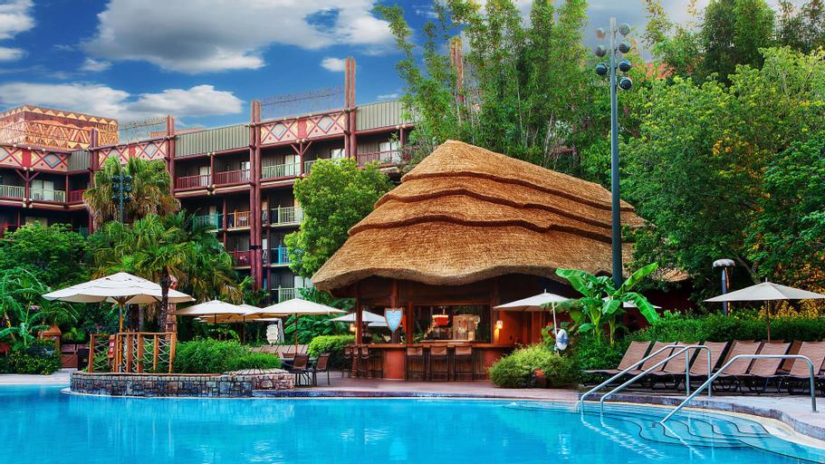 Disney's Animal Kingdom Villas - Kidani Village, Orange