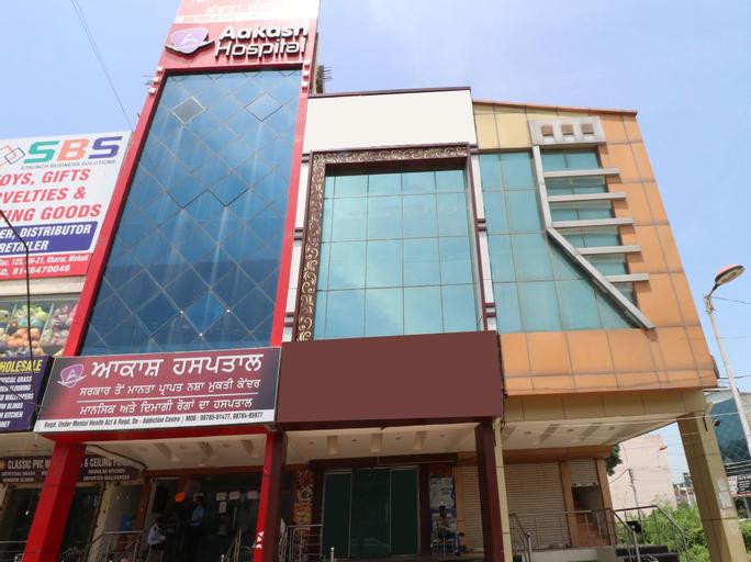 OYO 16462 Hotel Fb, Sahibzada Ajit Singh Nagar