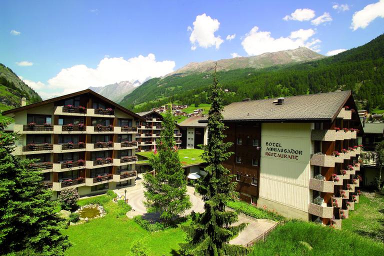 Hotel Ambassador Zermatt, Visp