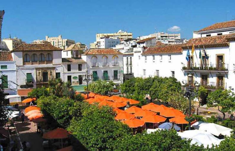 Apartamento Plaza de los Naranjos, Málaga