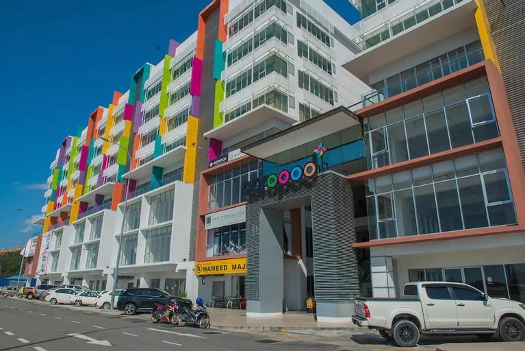 YO.OM Colorful Family Home 3 Pax, Kota Kinabalu