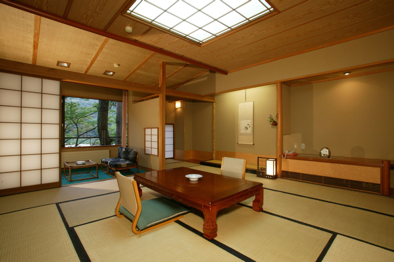 Sekizenkan, Nakanojō