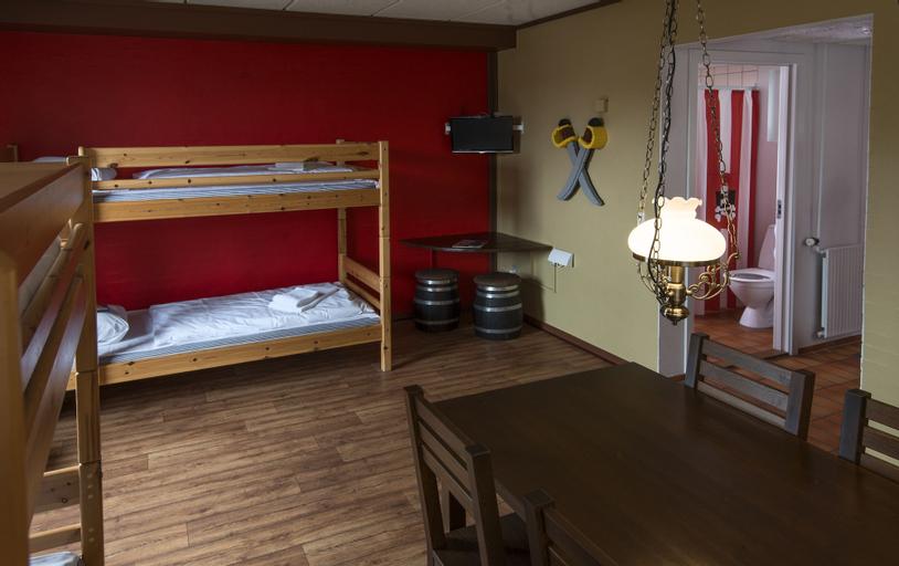LEGOLAND Pirates' Inn Motel, Billund