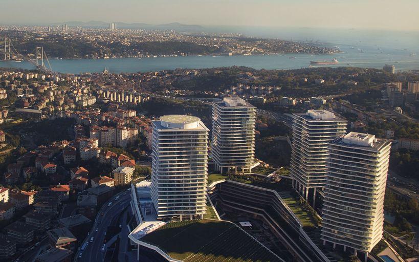 Raffles Istanbul, Beşiktaş
