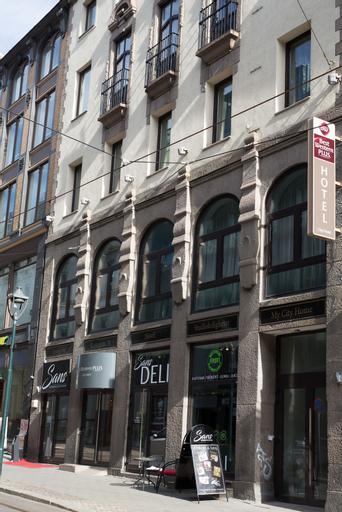 Best Western Plus City Hotel, Oslo